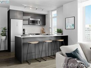 Photo 1: 201 845 Johnson St in Victoria: Vi Downtown Condo Apartment for sale : MLS®# 785900