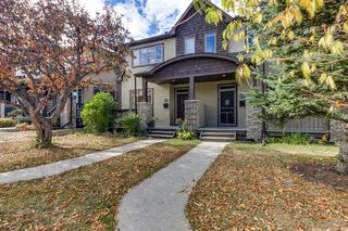 Main Photo: 1429 40 Street SW in Calgary: Rosscarrock Semi Detached for sale : MLS®# A1023202