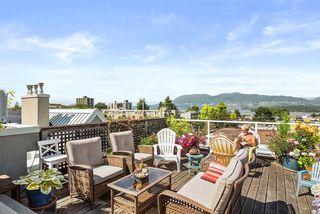 "Photo 24: 305 2195 W 5TH Avenue in Vancouver: Kitsilano Condo for sale in ""THE HEARTHSTONE"" (Vancouver West)  : MLS®# R2489507"