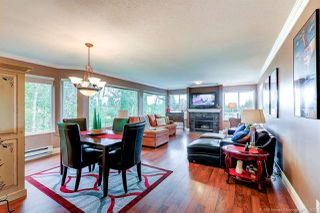 "Photo 3: 210 9310 KING GEORGE Boulevard in Surrey: Bear Creek Green Timbers Townhouse for sale in ""HUNTSFIRLED"" : MLS®# R2507039"