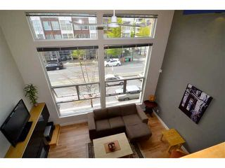 "Photo 1: 3 2088 W 11TH Avenue in Vancouver: Kitsilano Condo for sale in ""LOFTS IN KITS"" (Vancouver West)  : MLS®# V949316"