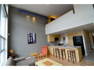 "Photo 2: 3 2088 W 11TH Avenue in Vancouver: Kitsilano Condo for sale in ""LOFTS IN KITS"" (Vancouver West)  : MLS®# V949316"