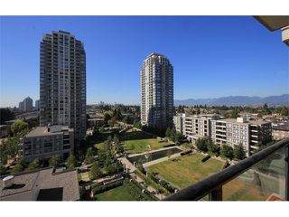 "Photo 9: 1101 7063 HALL Avenue in Burnaby: Highgate Condo for sale in ""EMERSON"" (Burnaby South)  : MLS®# V971763"