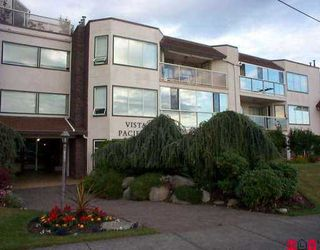 "Main Photo: 411 1220 FIR ST: White Rock Condo for sale in ""VISTA PACIFICA"" (South Surrey White Rock)  : MLS®# F2515217"