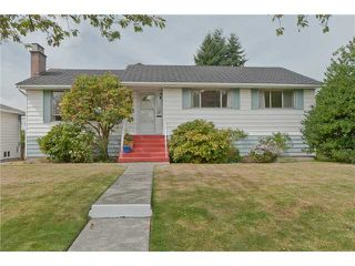 Photo 1: 8617 12TH AV in Burnaby: The Crest House for sale (Burnaby East)  : MLS®# V966753