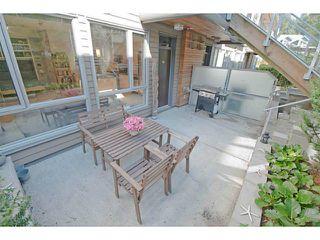 """Photo 3: # 115 735 W 15TH ST in North Vancouver: Hamilton Condo for sale in """"SEVEN 35"""" : MLS®# V1023700"""
