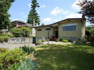 Photo 1: 2060 SPERLING AV in Burnaby: Montecito House for sale (Burnaby North)  : MLS®# V1017285