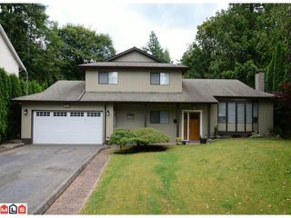 Main Photo: 19824 40A Avenue in Langley: Brookswood Langley House for sale : MLS®# F1219218