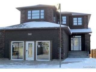 Main Photo: 4774 SKINNER CRES in Regina: Harbour Landing Single Family Dwelling for sale (Regina Area 05)  : MLS®# 483078