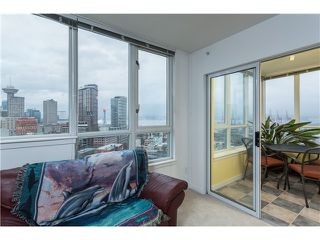 Photo 7: # 2305 63 KEEFER PL in Vancouver: Downtown VW Condo for sale (Vancouver West)  : MLS®# V1051743