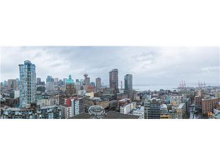 Photo 19: # 2305 63 KEEFER PL in Vancouver: Downtown VW Condo for sale (Vancouver West)  : MLS®# V1051743