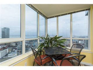 Photo 8: # 2305 63 KEEFER PL in Vancouver: Downtown VW Condo for sale (Vancouver West)  : MLS®# V1051743