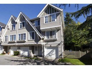 Photo 1: # 7 8775 161ST ST in Surrey: Fleetwood Tynehead Condo for sale