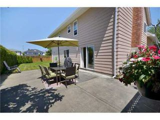 Photo 2: 8071 MIRABEL Court in Richmond: Woodwards Home for sale ()  : MLS®# V961411