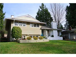 Photo 1: 3318 REDFERN PL in North Vancouver: Delbrook House for sale : MLS®# V1075011