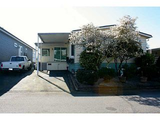 Photo 1: # 206 3665 244TH ST in Langley: Otter District House for sale : MLS®# F1434487