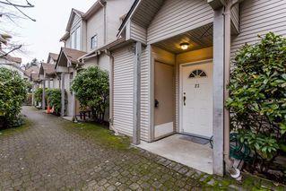 Photo 2: 23 98 BEGIN STREET in Coquitlam: Maillardville Townhouse for sale : MLS®# R2024506