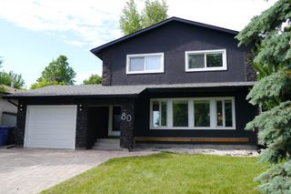 Photo 1: 80 Greensboro Bay in Winnpeg: Fort Garry / Whyte Ridge / St Norbert Single Family Detached for sale (South Winnipeg)