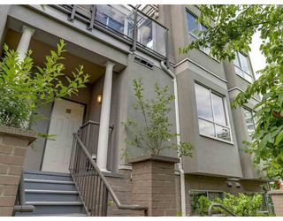 Photo 1: 43 1385 West 7th Avenue in Vancouver: Fairview VW Townhouse for sale (Vancouver West)  : MLS®# R2282643