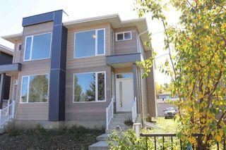Photo 1: 9515 76 Avenue in Edmonton: Zone 17 House Half Duplex for sale : MLS®# E4175148