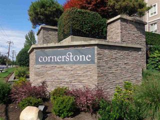 "Main Photo: 321 21009 56 Avenue in Langley: Salmon River Condo for sale in ""CORNERSTONE"" : MLS®# R2409598"