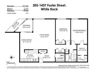 """Photo 20: 303 1437 FOSTER Street: White Rock Condo for sale in """"Wedgewood Park"""" (South Surrey White Rock)  : MLS®# R2411642"""