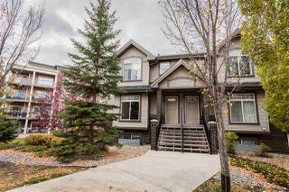 Main Photo: 12 4755 TERWILLEGAR Common in Edmonton: Zone 14 Townhouse for sale : MLS®# E4176700