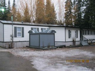 Photo 1: 4021 JADE Drive in Prince George: Emerald Manufactured Home for sale (PG City North (Zone 73))  : MLS®# R2418762