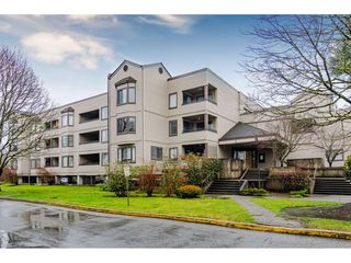 "Photo 1: 206 5224 204 Street in Langley: Langley City Condo for sale in ""Southwynde Court"" : MLS®# R2428468"