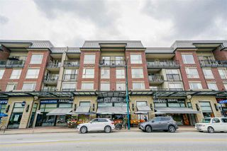 "Photo 1: 207 2627 SHAUGHNESSY Street in Port Coquitlam: Central Pt Coquitlam Condo for sale in ""VILLAGIO"" : MLS®# R2456355"