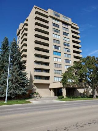 Photo 1: 1101 8340 Jasper Avenue in Edmonton: Zone 09 Condo for sale : MLS®# E4198578