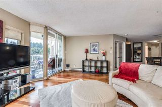 "Photo 3: 1107 71 JAMIESON Court in New Westminster: Fraserview NW Condo for sale in ""PALACE QUAY"" : MLS®# R2475178"
