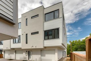 Main Photo: 202 1616 24 Avenue NW in Calgary: Capitol Hill Row/Townhouse for sale : MLS®# A1021165