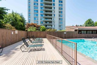 """Photo 21: 1703 4160 SARDIS Street in Burnaby: Central Park BS Condo for sale in """"Central Park Plaza"""" (Burnaby South)  : MLS®# R2522337"""