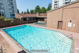 """Photo 20: 1703 4160 SARDIS Street in Burnaby: Central Park BS Condo for sale in """"Central Park Plaza"""" (Burnaby South)  : MLS®# R2522337"""