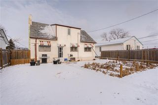 Photo 19: 984 Cathedral Avenue in Winnipeg: Sinclair Park Residential for sale (4C)  : MLS®# 202029493