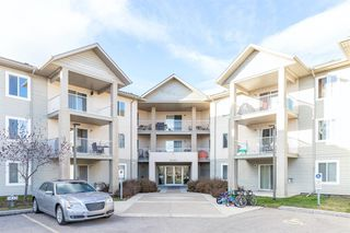 Main Photo: 306 2000 Citadel Meadow Point NW in Calgary: Citadel Apartment for sale : MLS®# A1055011
