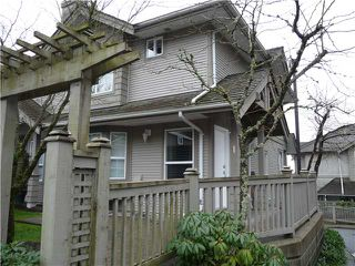 """Photo 10: 1 241 PARKSIDE Drive in Port Moody: Heritage Mountain Townhouse for sale in """"PINEHURST"""" : MLS®# V934387"""