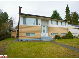 "Photo 1: 10115 127A Street in Surrey: Cedar Hills House for sale in ""SAINT MARY'S PARK"" (North Surrey)  : MLS®# F1207046"