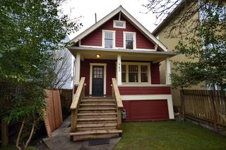 Photo 1: 442 E 15TH Avenue in Vancouver: Mount Pleasant VE House for sale (Vancouver East)  : MLS®# V940109
