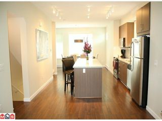 "Photo 2: 61 31125 WESTRIDGE Place in Abbotsford: Abbotsford West Townhouse for sale in ""Kinfield"" : MLS®# F1210958"