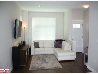 "Photo 3: 61 31125 WESTRIDGE Place in Abbotsford: Abbotsford West Townhouse for sale in ""Kinfield"" : MLS®# F1210958"