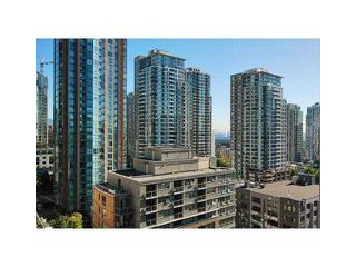 """Photo 2: 1905 1010 RICHARDS Street in Vancouver: Yaletown Condo for sale in """"GALLERY"""" (Vancouver West)  : MLS®# V954101"""