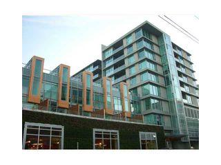 Photo 1: # 813 522 W 8TH AV in Vancouver: Fairview VW Condo for sale ()  : MLS®# V834344