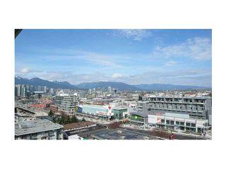 Photo 4: # 813 522 W 8TH AV in Vancouver: Fairview VW Condo for sale ()  : MLS®# V834344