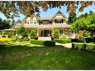 "Photo 1: 13685 30TH Avenue in Surrey: Elgin Chantrell House for sale in ""Chantrell"" (South Surrey White Rock)  : MLS®# F1316368"