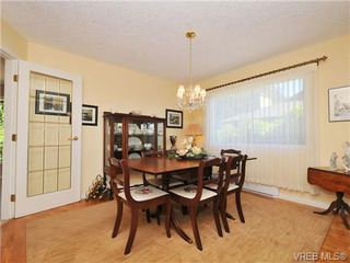 Photo 5: 4401 Robinwood Drive in VICTORIA: SE Gordon Head Single Family Detached for sale (Saanich East)  : MLS®# 339873