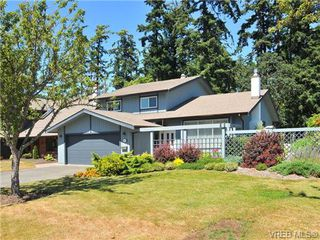 Photo 1: 4401 Robinwood Drive in VICTORIA: SE Gordon Head Single Family Detached for sale (Saanich East)  : MLS®# 339873