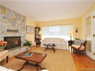 Photo 4: 4401 Robinwood Drive in VICTORIA: SE Gordon Head Single Family Detached for sale (Saanich East)  : MLS®# 339873