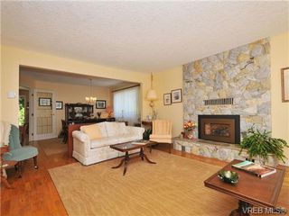 Photo 3: 4401 Robinwood Drive in VICTORIA: SE Gordon Head Single Family Detached for sale (Saanich East)  : MLS®# 339873